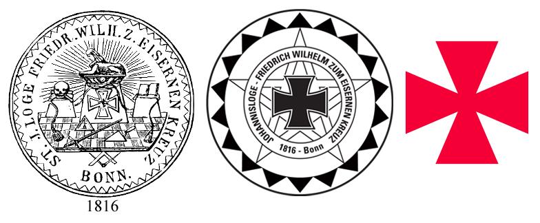 """Johannis-Loge """"Friedrich Wilhelm zum eisernen Kreuz"""""""